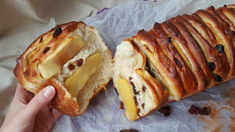 pull-apart-bread-con-mele-e-cannella-3