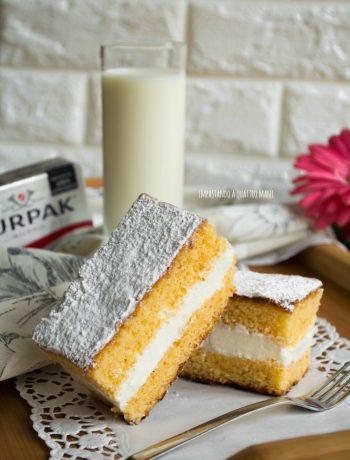 torta paradiso simil kinder
