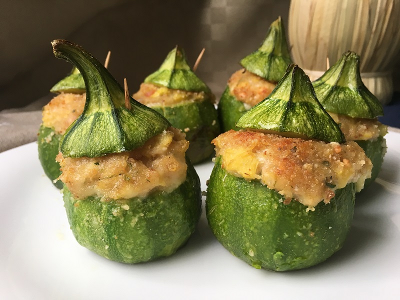 zucchine-tonde-ripiene-2