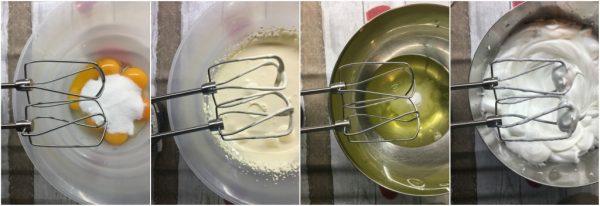 preparzione delle girelle simil mulino bianco