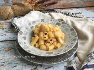 pasta con il cavolfiore, un primo piatto sano e gustoso