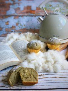 muffin al pistacchio facili e veloci