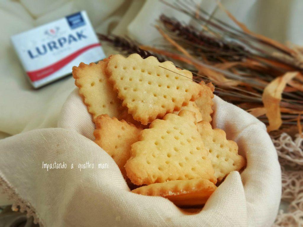 shortbread biscotti al burro scozzesi
