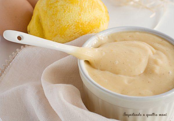crema pasticcera, ricetta base