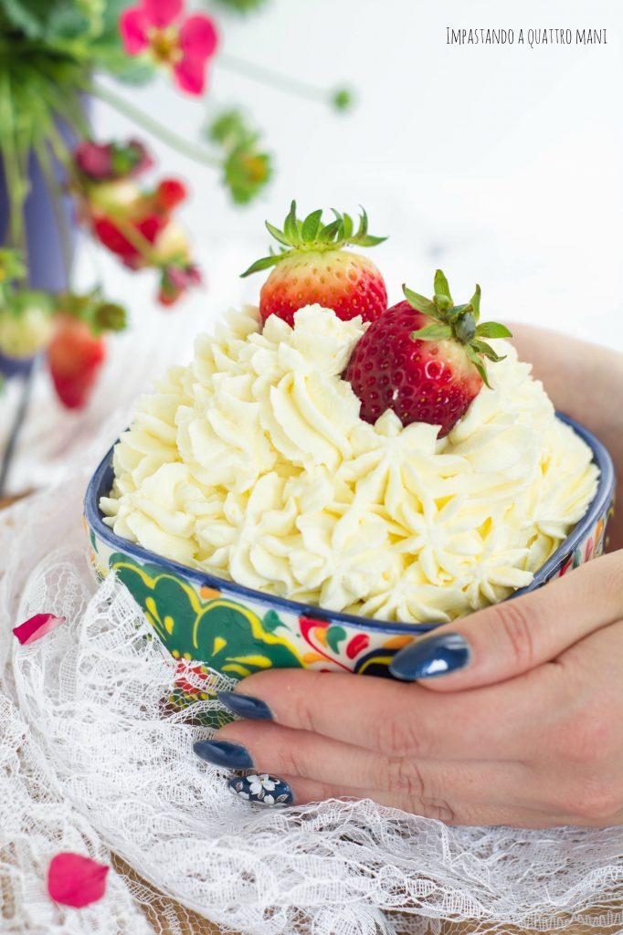 camy cream, crema al mascarpone e latte condensato