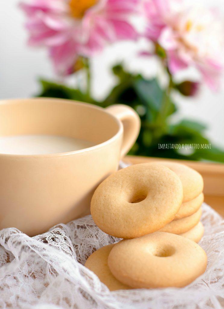 macine, biscotti alla panna simil mulino bianco