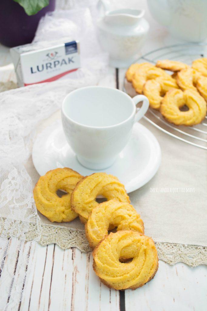 paste di meliga con farina di mais fioretto, biscotti piemontesi