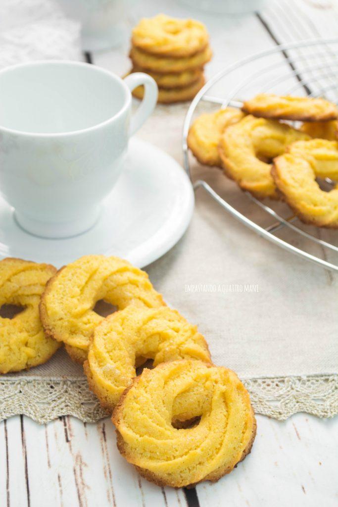 paste di meliga biscotti con farina di mais