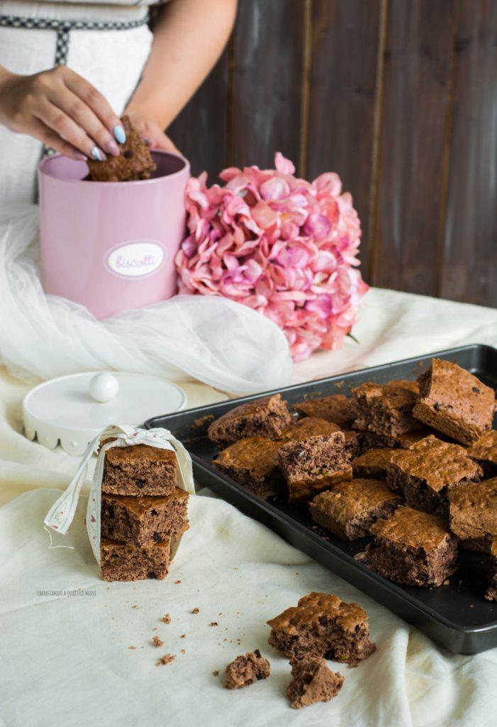 biscottoni rustici con frutta secca vegani