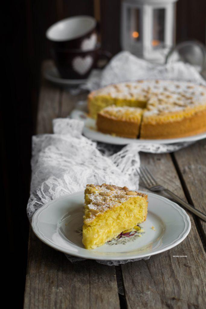 torta della nonna, ricetta della tradizione